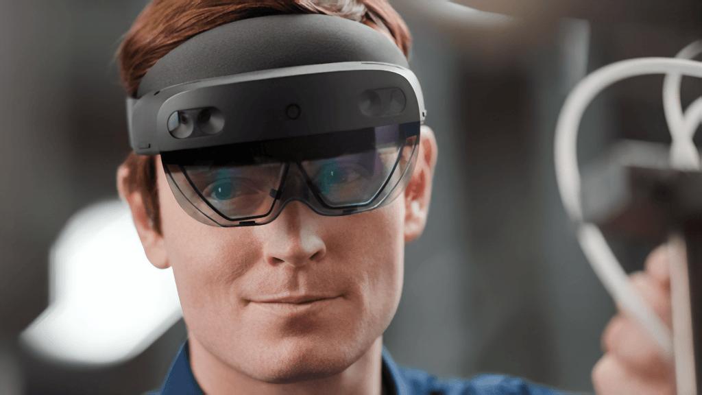 Microsoft сделала очки HoloLens для армии США (hololens2 ai2)