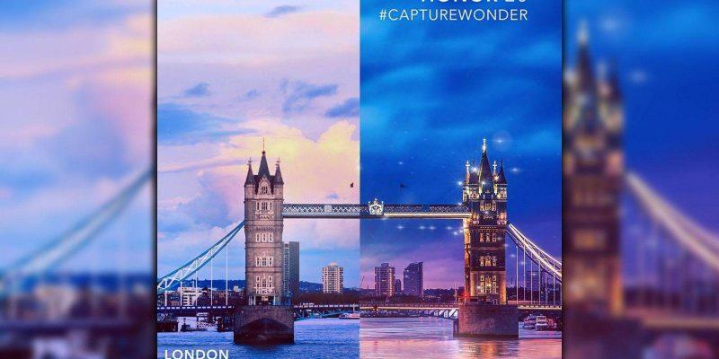 Honor представит смартфоны Honor 20, Honor 20 Lite и Honor 20i 21 мая на презентации в Лондоне (honor 20 math teaser london)