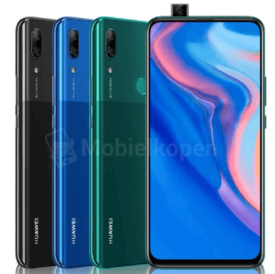 В сети появились изображения первого смартфона Huawei с всплывающей селфи-камерой - Huawei P Smart Z (huawei p smart z 2)