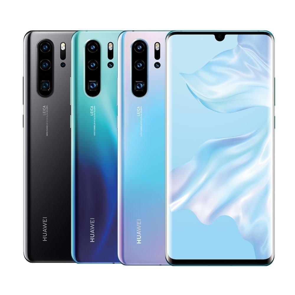 Смартфон Huawei P30 Pro получил первое крупное обновление (huawei p30plus 002)