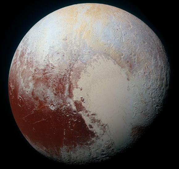 Атмосфера Плутона может замерзнуть и исчезнуть к 2030 году (image 3274 1 pluto1)