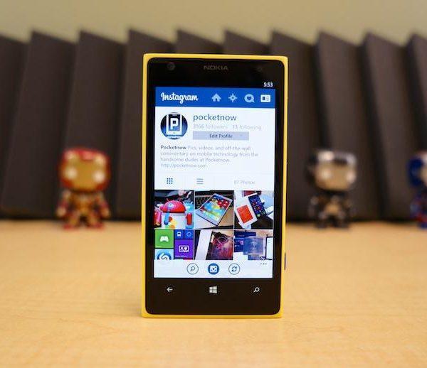 Facebook и Instagram закроют 30-го апреля свои приложения для Windows Phone (instagram for windows phone walkthrough)
