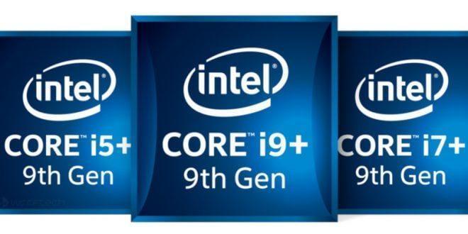Intel Core от i5-9300H до i9-9980HK: утечка дополнительных спецификаций (intel 9th)