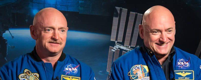 Исследование близнецов в NASA показало, как меняется организм человека в космосе (jsc2015e004202 0)