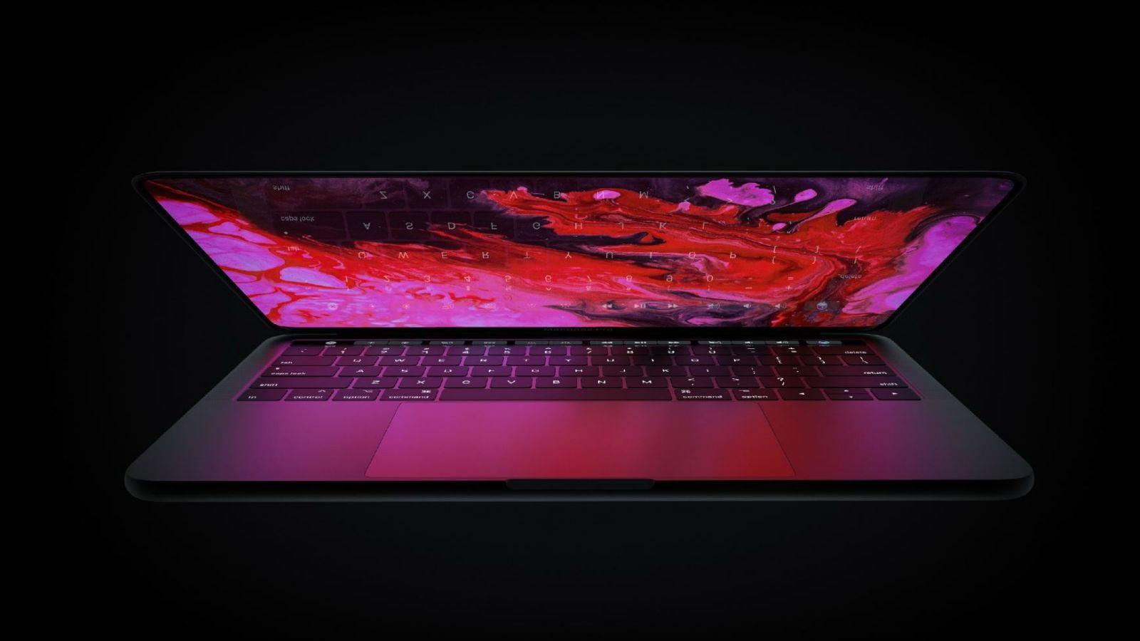 16-дюймовый Apple MacBook Pro выйдет только в 2020 году (macbook pro 2019 2 2)