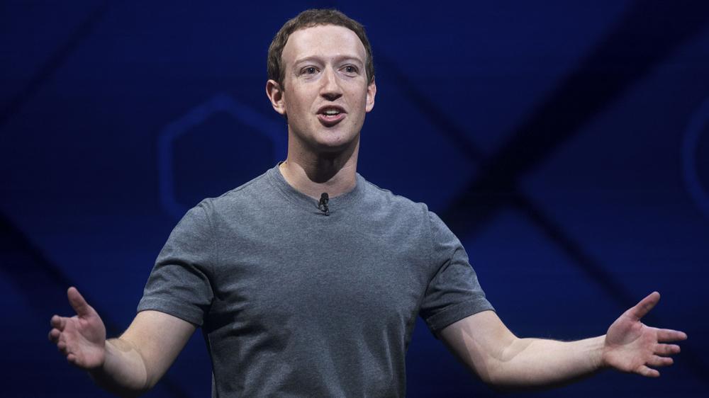 Facebook перестал спрашивать у новых пользователей пароли электронной почты (mark zuckerberg)