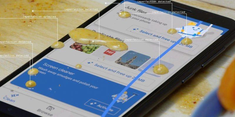 1 апреля: приложение Файлы Google научилось очищать смартфон снаружи (maxresdefault 5)