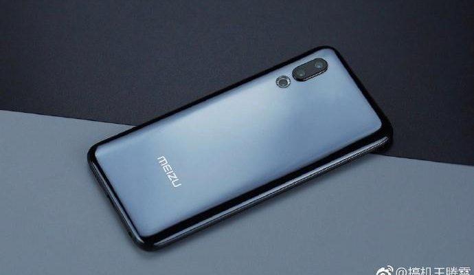 """В сети появилось """"живое"""" видео еще неанонсированного смартфона Meizu 16s (meizu 16s rear 3)"""