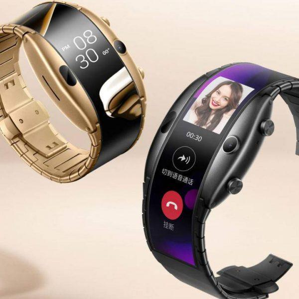 Продажи смартфона-браслета ZTE Nubia Alpha начнутся 25 апреля (nubia alpha 1280x720 1)