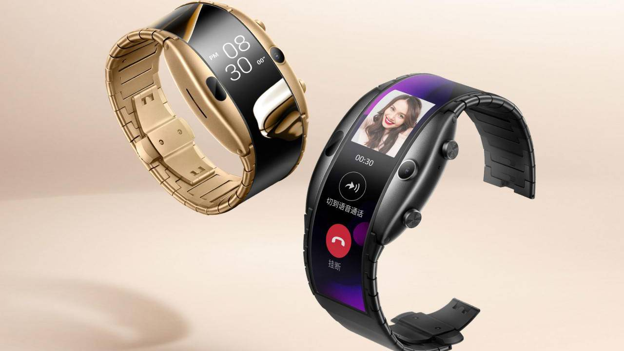Смартфон-браслет ZTE Nubia Alpha выйдет на этой неделе (nubia alpha)