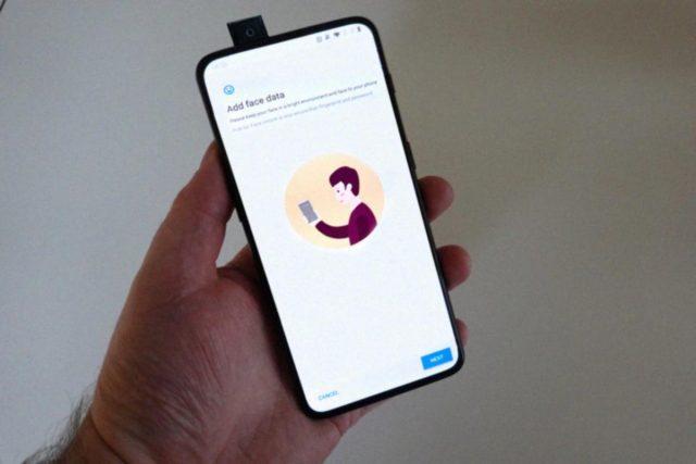 Смартфон OnePlus 7 анонсируют 14 мая (oneplus 7)