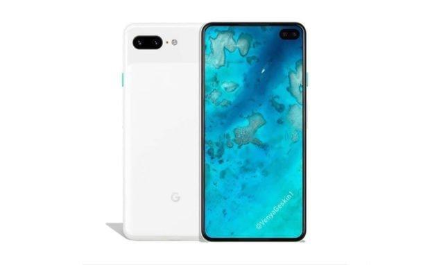 В сеть утекли кодовые названия смартфонов Google Pixel 4 и Pixel 4 XL (overview)
