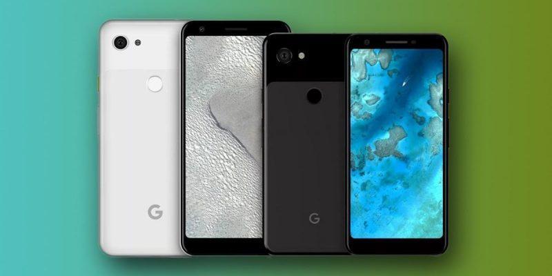 Google представит смартфоны Pixel 3a и Pixel 3a XL 7 мая (pixel 3a and pixel 3a xl)