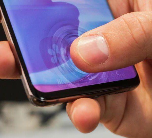 Датчик отпечатков пальцев Samsung Galaxy S10 смогли обмануть (samsung galaxy s10)