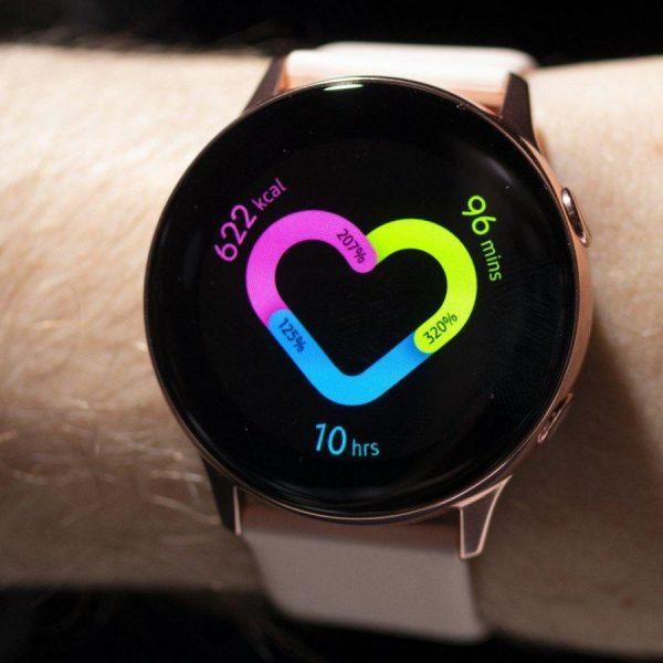 Умные часы Samsung Galaxy Watch Active получили первое обновление (samsung galaxy watch active 2)