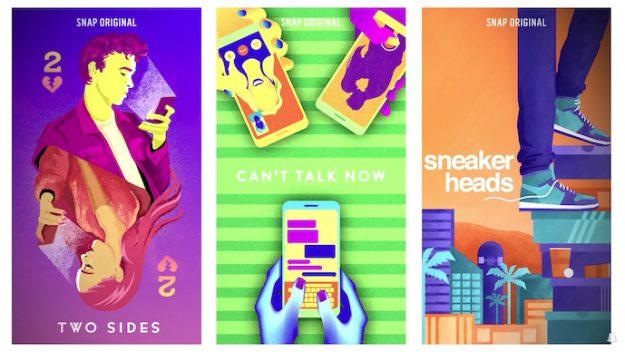Snapchat запустил игры Snap Games и видео Snap Originals (snap 1 625x352 1)