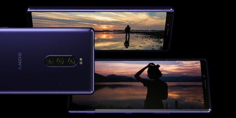 Промо-ролик смартфона Sony Xperia 1 демонстрирует удивительные возможности тройной камеры (sony xperia 1 purple lifestyle)