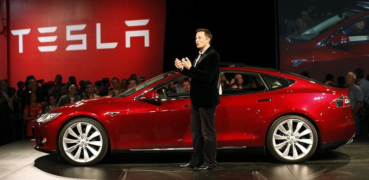 Автомобиль Tesla Model 3 больше не доступен для заказа онлайн (tesla model s elon musk 2011)