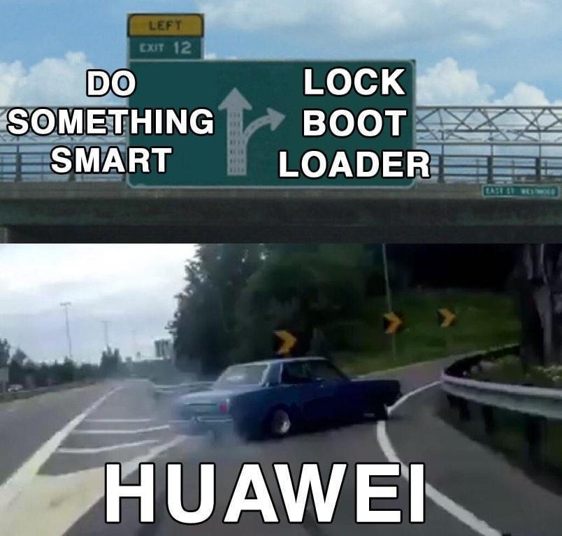 Нестандартный обзор Huawei P30 Pro с шутками и мемами (turn meme)