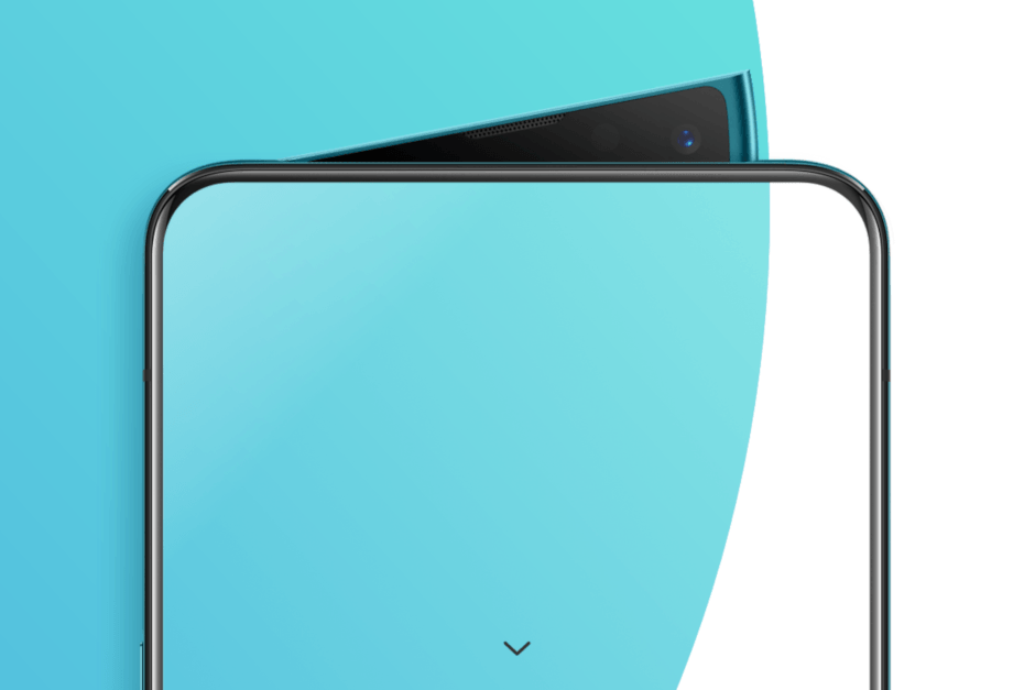 Oppo представила Oppo Reno с необычной клинообразной селфи-камерой (with todays announcement oppo makes official the latest replacement for the notch)