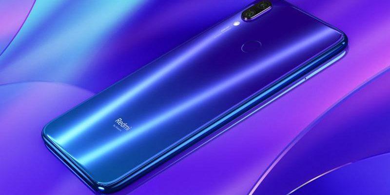 Xiaomi продала миллион устройств Redmi Note 7 и Note 7 Pro в Индии за месяц (xiaomi redmi 7)
