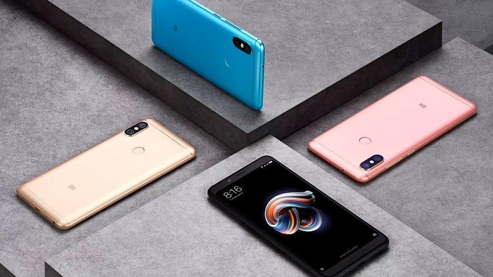 Xiaomi выпустит бюджетные смартфоны с подэкранным сканером отпечатков пальцев (xiaomi redmi note 5 pro feature)