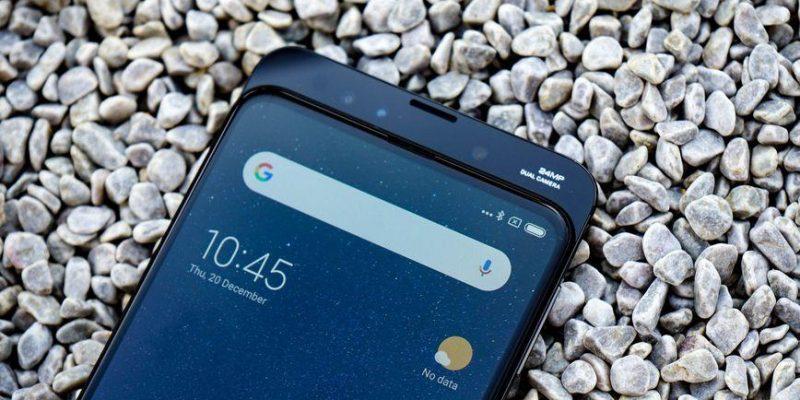 Xiaomi может выпустить смартфон с тройной селфи-камерой (xiaomimimix3 4)