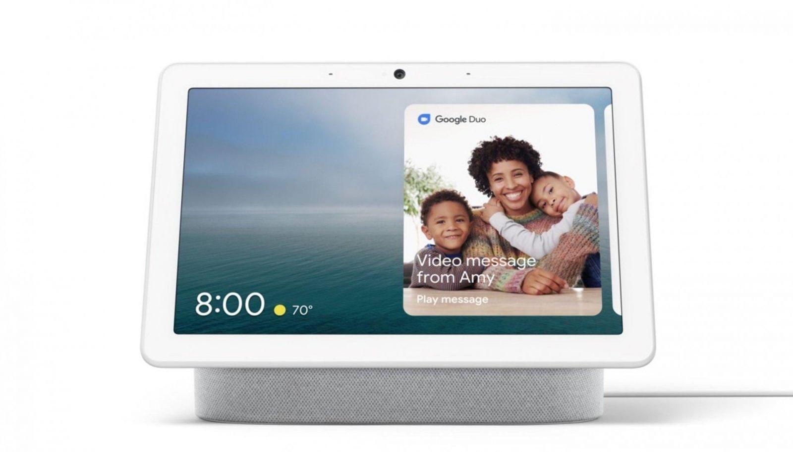 Google I/O 2019: Google представила умный дисплей Nest Hub Max (0cce2b47 e4ed 44fa 8be3 1bbb9e7c2583)
