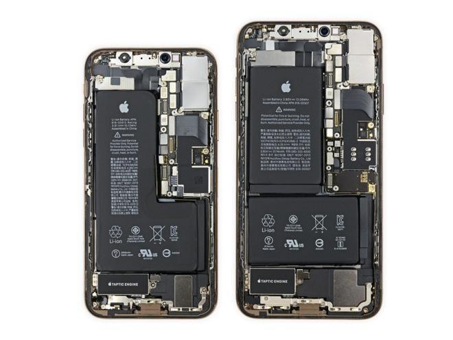 iPhone 2019 перейдет на антенны MPI для обеспечения технологической надежности (27741 41874 ifixit iphone xs max teardown00002 l)