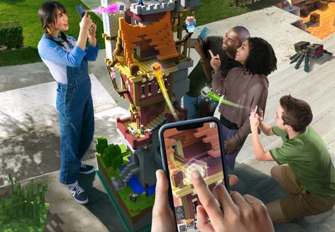 176 миллионов копий: Minecraft - самая продаваемая игра в истории (31085 51612 minecraft earth l)