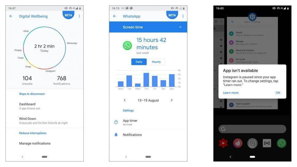 Приложение Digital Wellbeing замедляет работу смартфонов Google Pixel (644fdojelislgc5stvu2ow 970 80)
