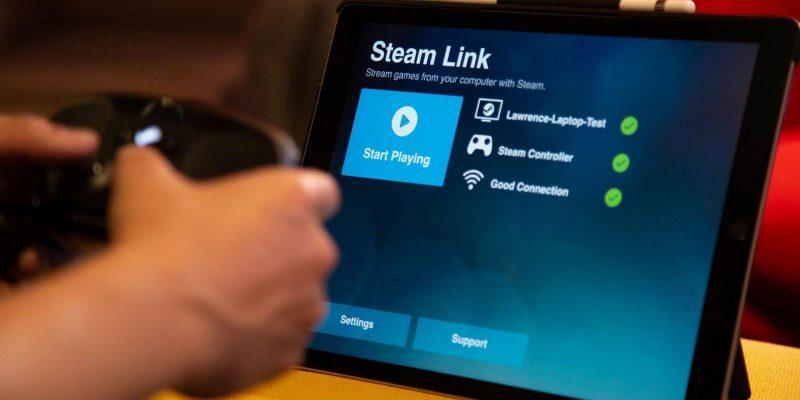 Valve выпустила отдельный чат Steam Chat для Android и iOS (8e655b5144e372c3ff41012fdce5209e82f3c6eb)