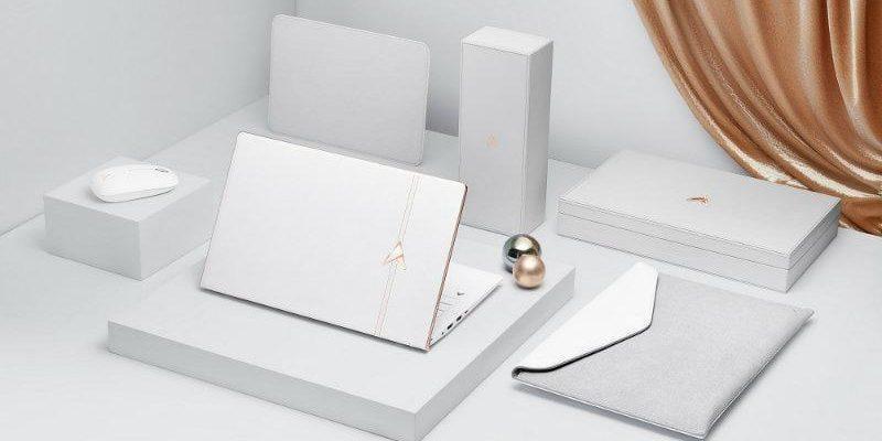 Asus выпустила специальные версии смартфона Zenfone 6 и ноутбука ZenBook к 30-летию компании (asus zenbook edition 30 full set of accessoy)