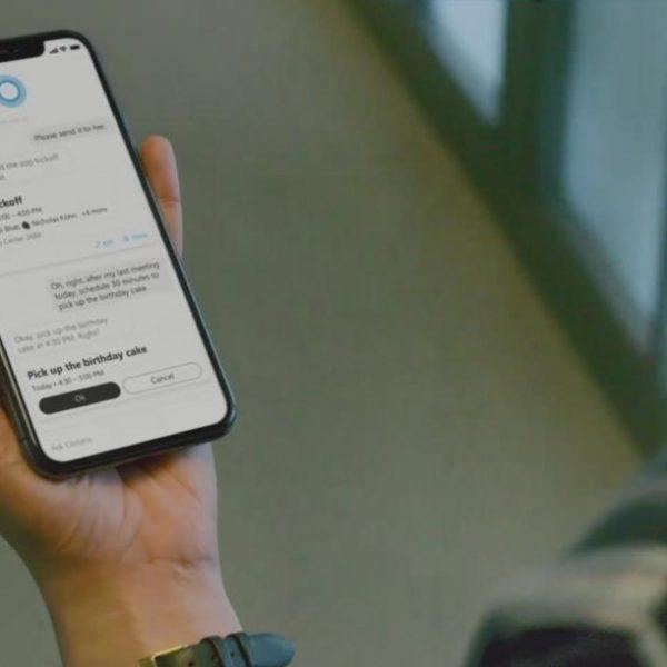 Build 2019: голосовой помощник Microsoft Cortana сможет поддерживать диалог с пользователем (cortana build 3 100795344 large)