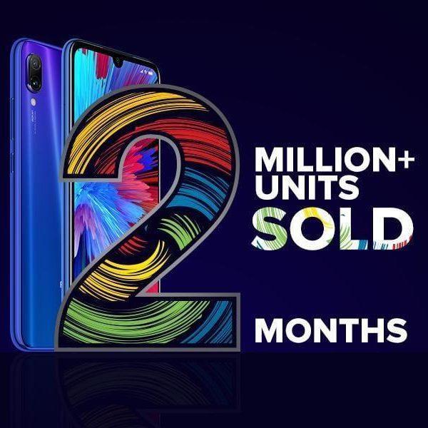 Продажи смартфонов Redmi Note 7 и Note 7 Pro в Индии достигли двух миллионов (d6cc duuyauu01w)
