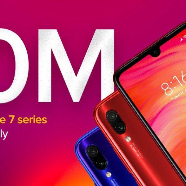 Xiaomi продала 10 миллионов устройств линейки Redmi Note 7 за 129 дней (d7jkxg3u8aazvbx)