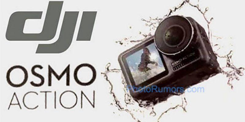 Характеристики камеры DJI OSMO Action Cam слили в сеть (dji osmo action camera1 1280x720 1)