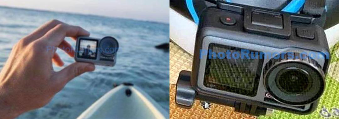 Характеристики камеры DJI OSMO Action Cam слили в сеть (dji osmo action camera3 4)