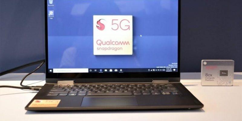 Lenovo и Qualcomm сделали первый в мире ноутбук с поддержкой 5G (download)
