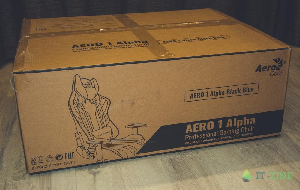 Королевский трон. Обзор игрового кресла Aerocool AERO 1 Alpha (dsc 7022)