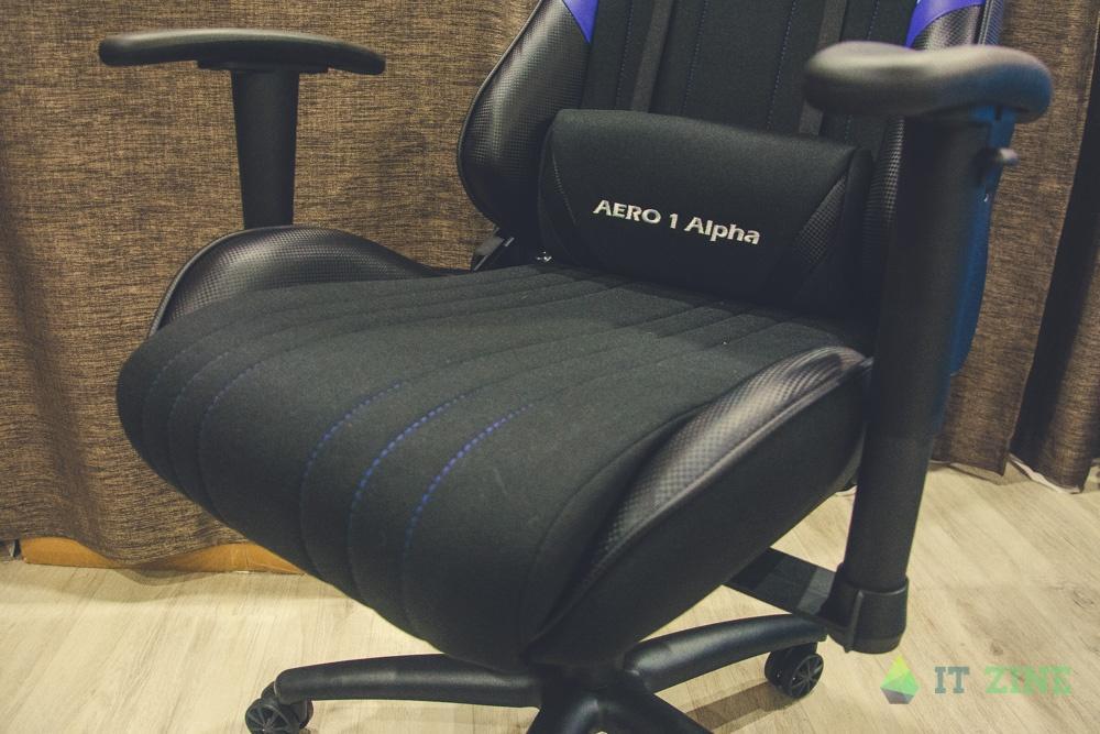 Королевский трон. Обзор игрового кресла Aerocool AERO 1 Alpha (dsc 7046)