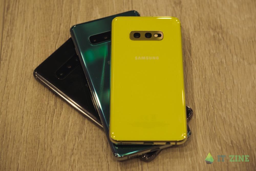 Обзор Samsung Galaxy S10e. Лучший компактный флагман (dsc 7155)