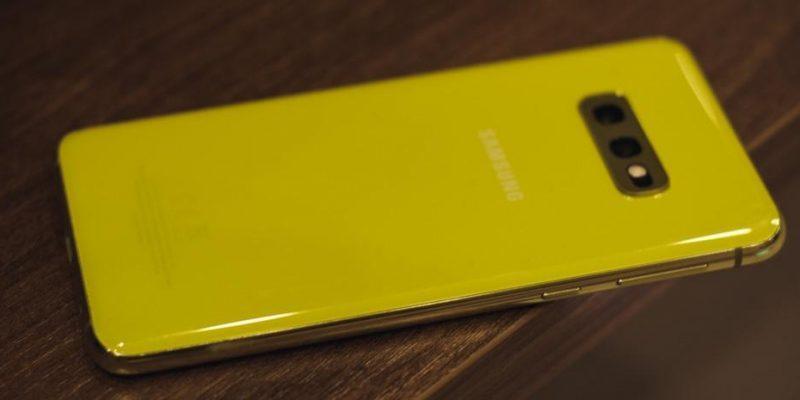 Обзор Samsung Galaxy S10e. Лучший компактный флагман (dsc 7178)