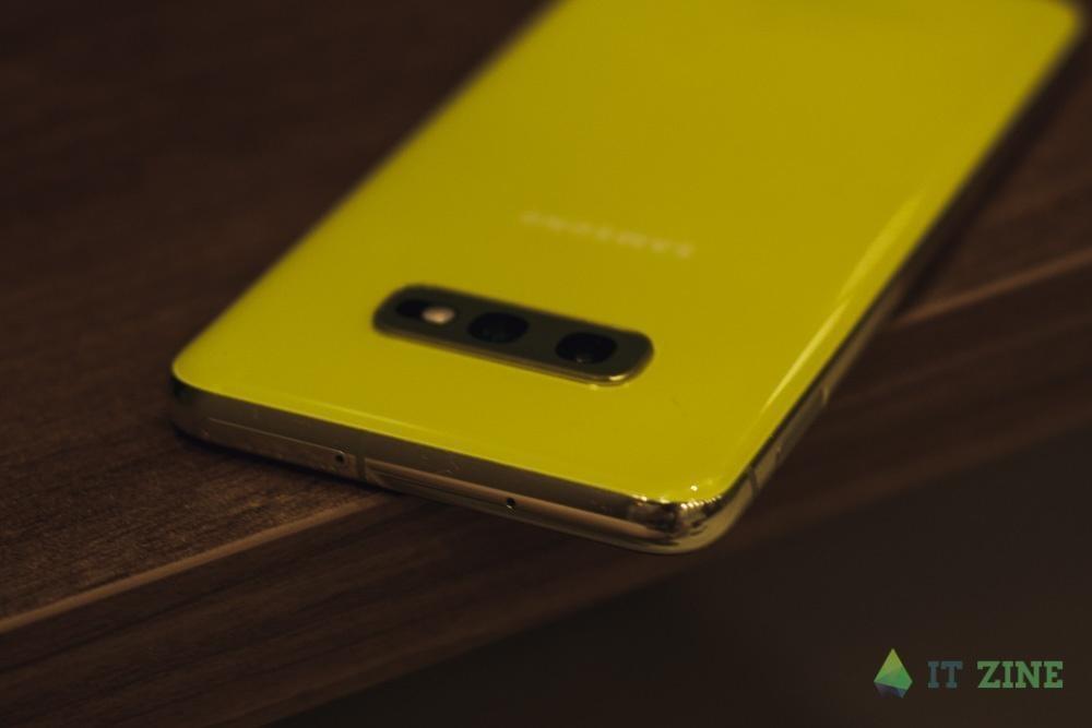 Обзор Samsung Galaxy S10e. Лучший компактный флагман (dsc 7183)
