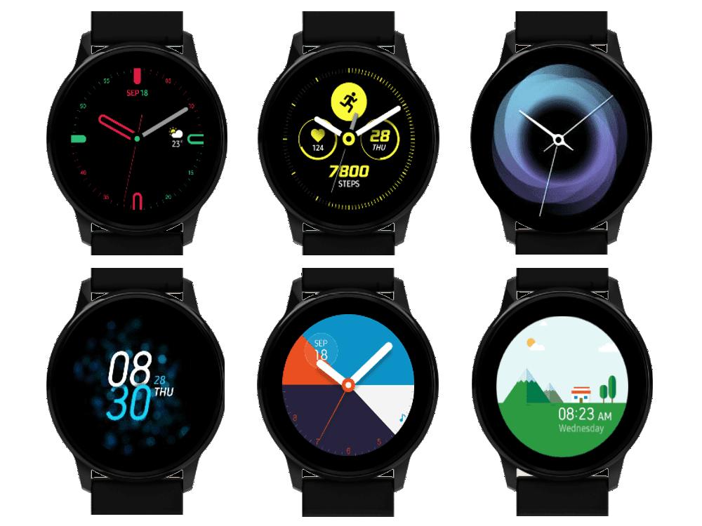 Новое обновление смарт-часов Samsung Galaxy Watch, Gear Sport и Gear S3: интерфейс One UI и оптимизация расхода батареи (galaxy watch active)