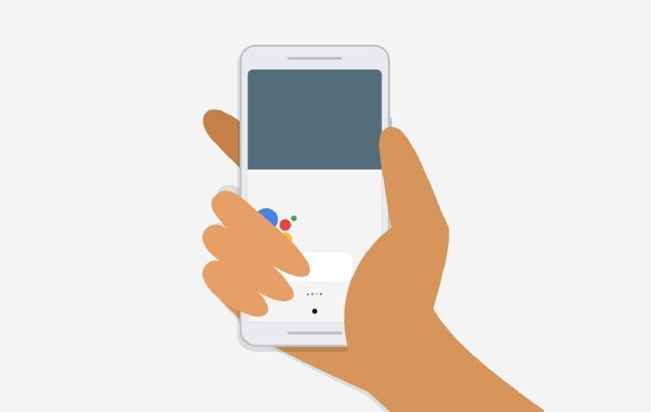Google откажется от физических кнопок в смартфонах Pixel 4 и Pixel 4 XL (google assistant active edge pixel 2)