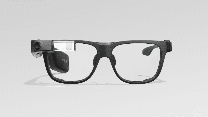 Google представила вторую версию гарнитуры дополненной реальности Glass Enterprise Edition 2 (google glass enterprise edition 2)