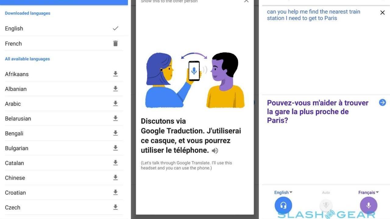 Переводчик Google научился имитировать голос пользователя (google pixel buds 13)