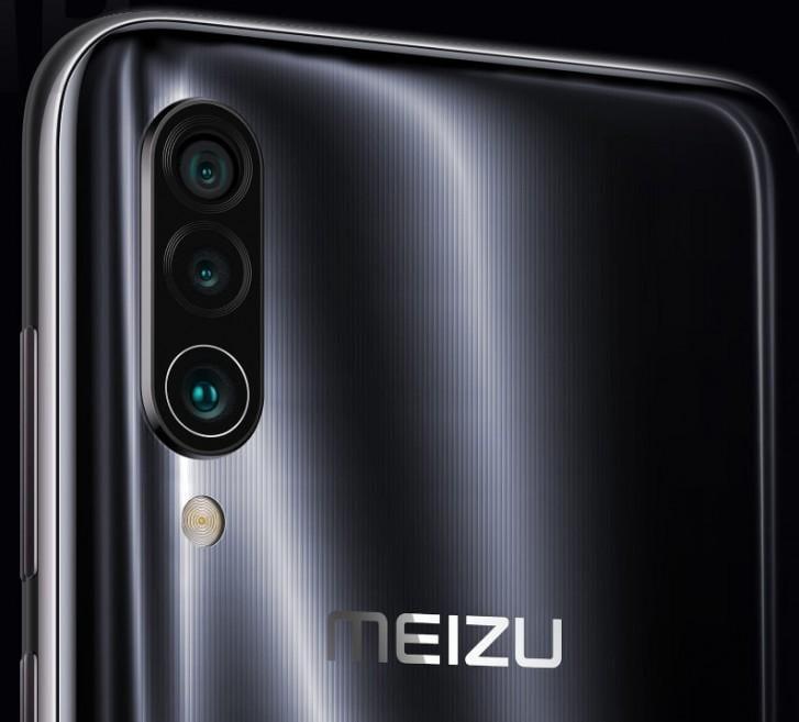 Meizu анонсировала смартфон Meizu 16Xs (gsmarena 001 2)