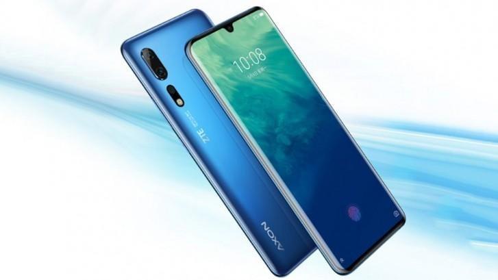 ZTE официально представила смартфоны Axon 10 Pro и Axon 10 Pro 5G (gsmarena 001)
